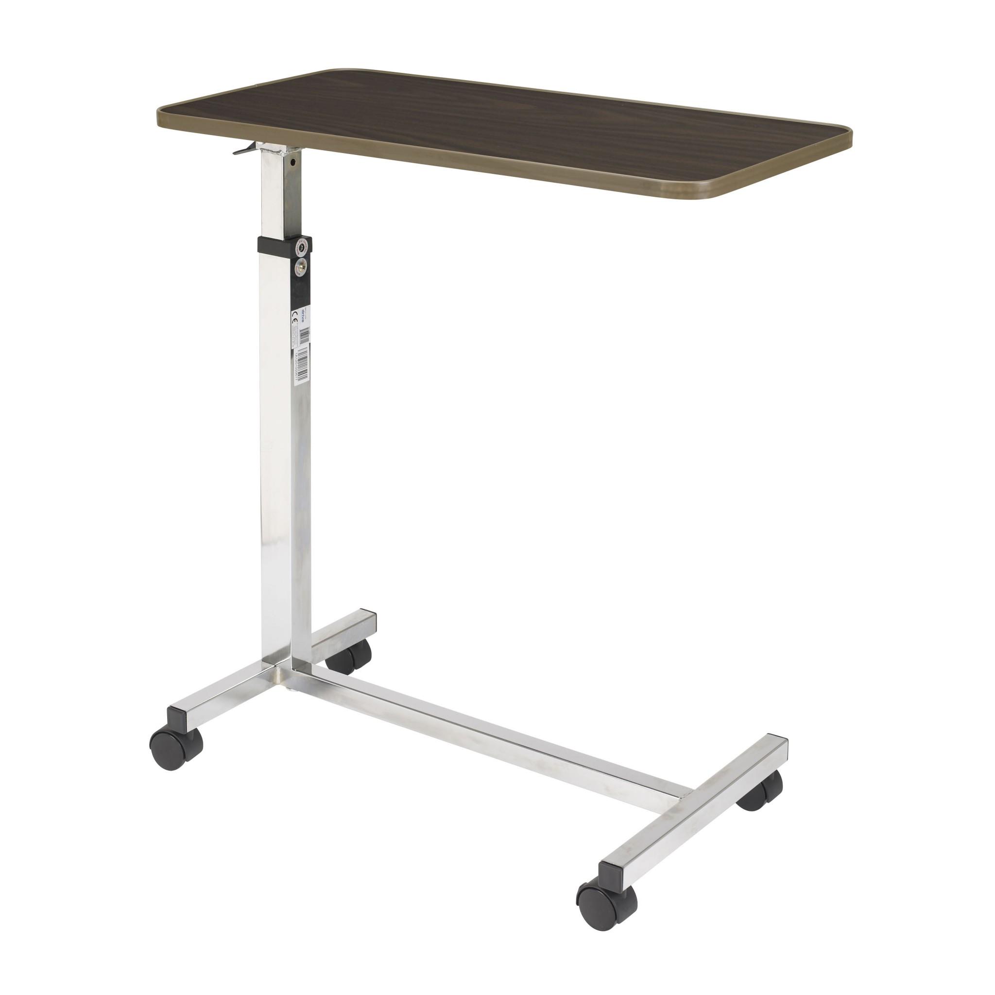 Tilt Top Overbed Table Dynatech Medical Supplies
